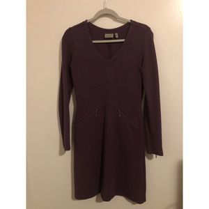 Athleta Ponte sweater dress